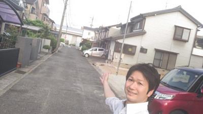 【前面道路含む現地写真】天白区野並 2号棟〈仲介手数料無料〉