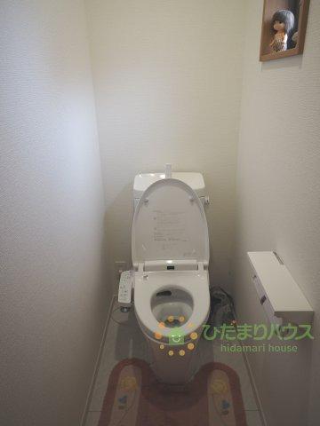 【トイレ】加須市琴寄 中古戸建