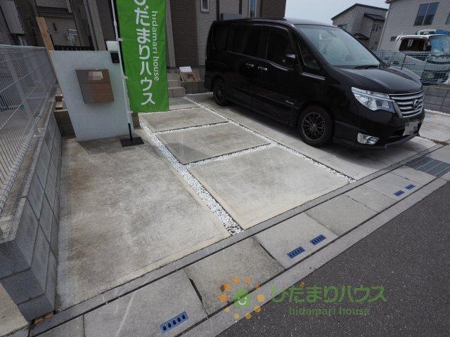 【駐車場】加須市琴寄 中古戸建