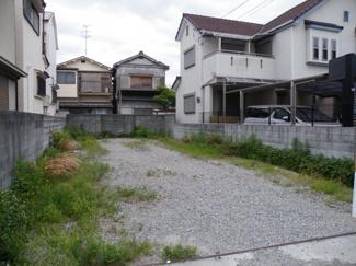 【外観】尼崎市塚口町 売土地