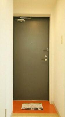 【玄関】パレホームズ高井戸