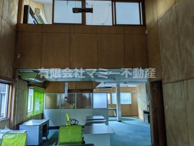 【内装】泊山崎町事務所N