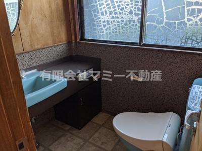 【トイレ】泊山崎町事務所N