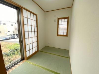 1階3帖和室(納戸)