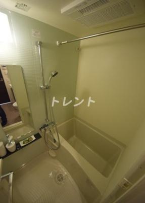 【浴室】カーサスプレンディッド南麻布