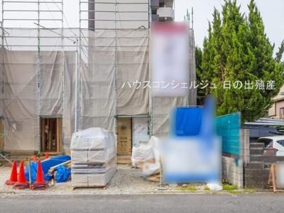 【外観】名古屋市東区大幸4丁目1503【仲介手数料無料】新築一戸建て 1号棟