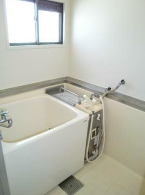 【浴室】芦花公園アパート