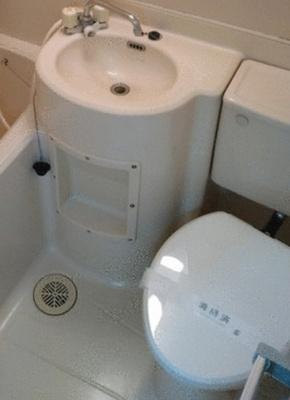 【トイレ】サラーム烏山