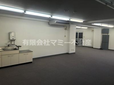 【内装】鵜の森2丁目店舗事務所S
