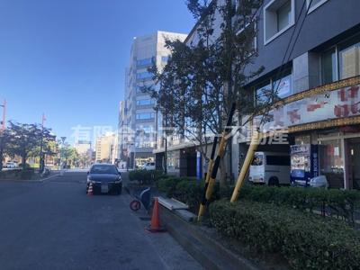 【周辺】鵜の森2丁目店舗事務所S