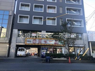 【外観】鵜の森2丁目店舗事務所S