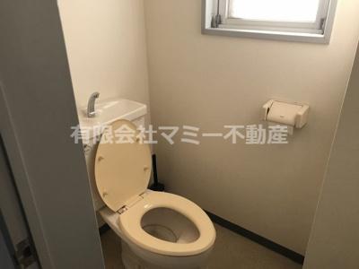 【トイレ】諏訪栄町店舗事務所M