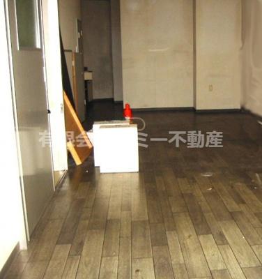 【内装】諏訪栄町店舗事務所M