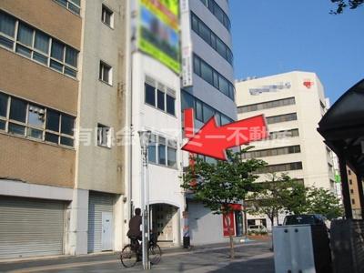 【外観】諏訪栄町店舗事務所M