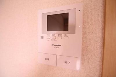 TV付インターホン♪