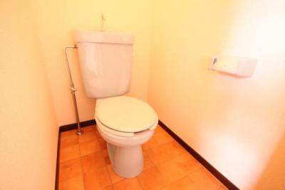 快適に過ごせそうなトイレですね!!