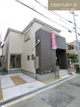 茨木市五十鈴町の新築一戸建の画像