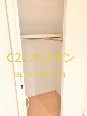 【収納】ピアーチェ鷺ノ宮(サギノミヤ)-3F