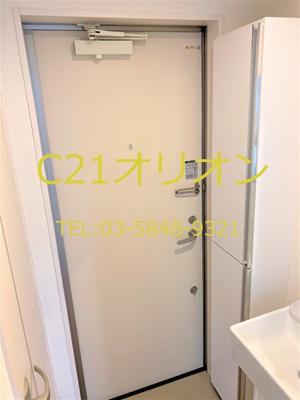 【玄関】ピアーチェ鷺ノ宮(サギノミヤ)-3F