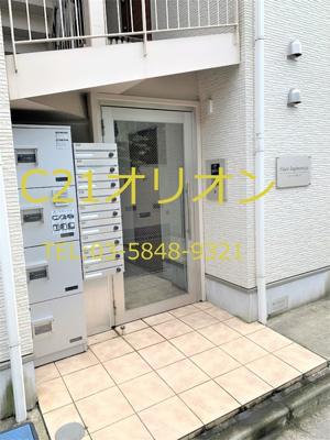 【エントランス】ピアーチェ鷺ノ宮(サギノミヤ)-3F