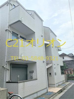 【外観】ピアーチェ鷺ノ宮(サギノミヤ)-3F