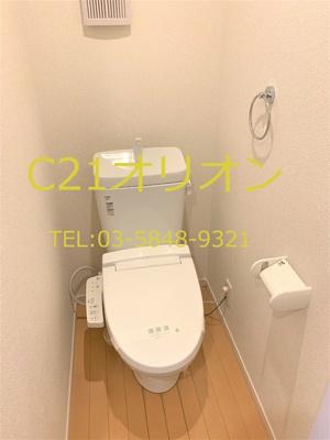 【トイレ】ピアーチェ鷺ノ宮(サギノミヤ)-3F