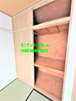 【収納】ビューサイト桜台(サクラダイ)