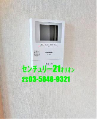 【セキュリティ】ビューサイト桜台(サクラダイ)