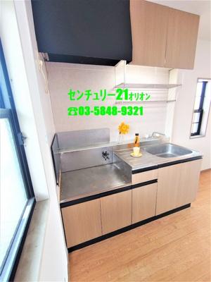 【キッチン】ビューサイト桜台(サクラダイ)