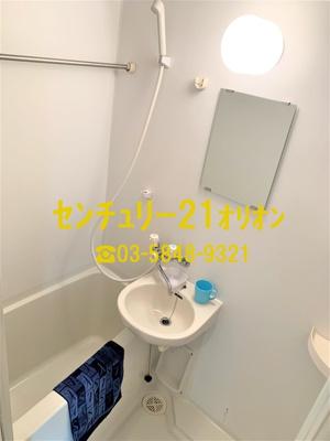 【浴室】スカイコート練馬壱番館(ネリマイチバンカン)-3F