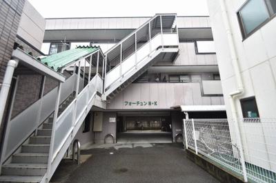 【エントランス】フォーチュンN・K