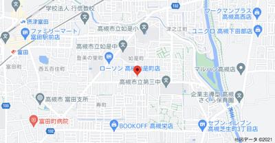 【地図】フォーチュンN・K