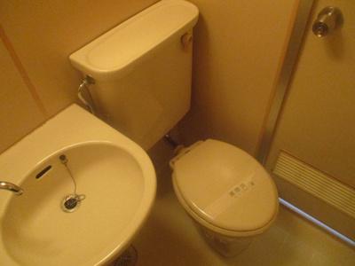 【トイレ】ハウス小雪