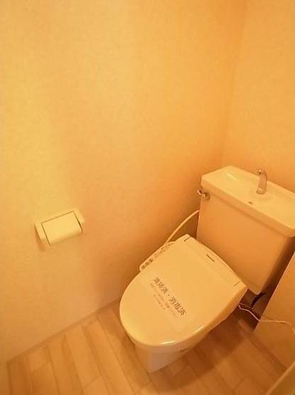 【トイレ】セントラルコート