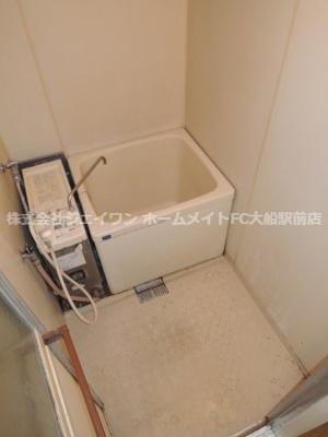 【浴室】ヒルスミキ大船
