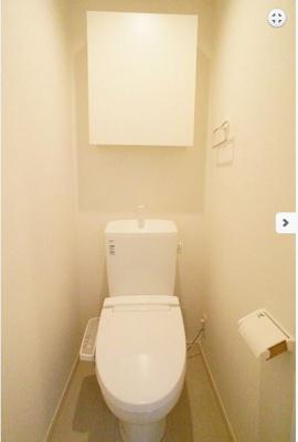 【トイレ】リブリベルハウス
