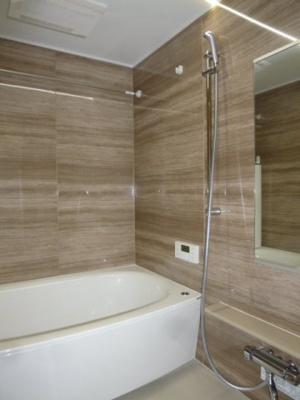 【浴室】グランルクレ新栄イースト