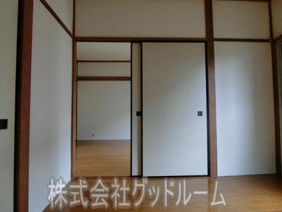 【洋室】山口コーポ