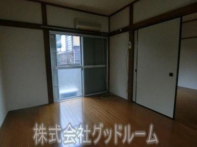 【居間・リビング】山口コーポ