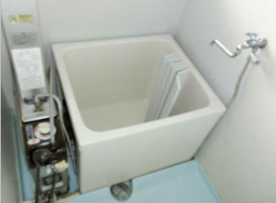 【浴室】山口コーポ