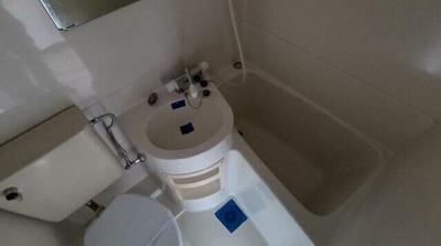 【浴室】グレイスメゾン城所