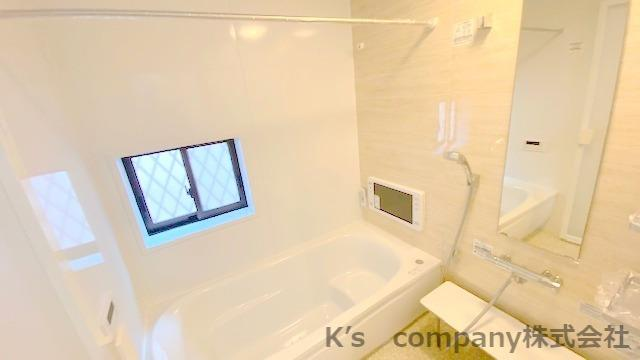 【浴室】藤沢市本藤沢3丁目 新築戸建1号棟