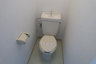 【トイレ】ナイゼハイツ