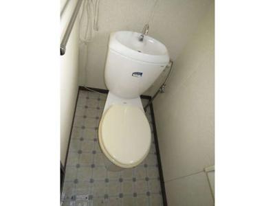 【トイレ】ラプラス南中町
