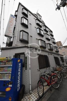 菅栄町レディースマンション 外観