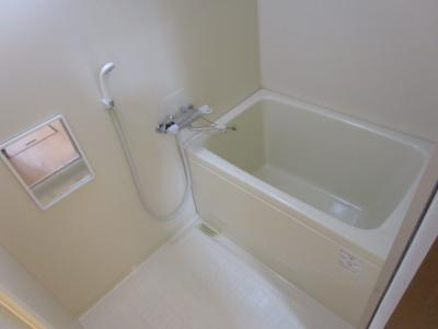 【浴室】ドゥエットB