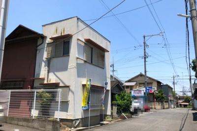 岸和田駅 徒歩2分! 建ぺい率80%の近隣商業地域です
