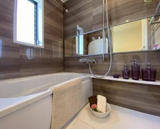 【浴室】調布ハウス H棟