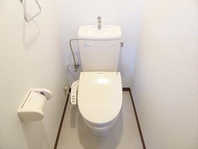 【トイレ】ファインクレスト笹塚