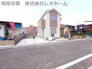 現地外観写真掲載 新築 前橋市天川大島町FH1-A の画像